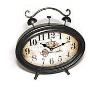 Часы настольные под старину с овальным циферблатом Royal Sryle