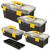 Ящики для инструментов набор 4 шт