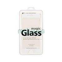 Защитная пленка Стекло Full Screen Huawei P8 Lite (2017) White
