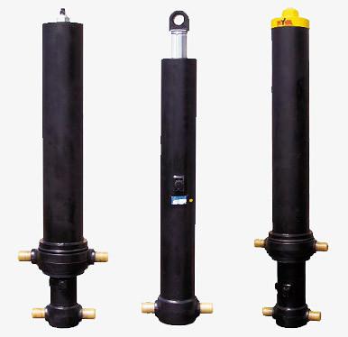Гидроцилиндр HYVA FC A137-4-04525-000-K0343-HD 70115292