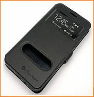 Чехол-книжка Nillkin 2 Window Style для Samsung Galaxy J2 Pime SM-G532 Black