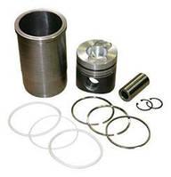 Гильза цилиндра КамАЗ 740.60 (Евро-3) d=120мм (черн.)