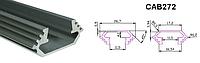 Профиль угловой CAB272-AL 4398