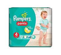 """Подгузники - трусики для детей """"Pampers baby-dry pants 4""""  8-15 кг.(23 шт.)"""