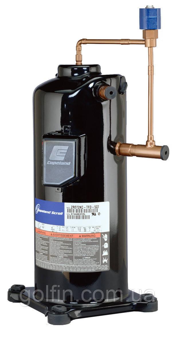 Компрессор холодильный спиральный Copeland ZPD72KCE-TFD-522