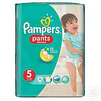 """Подгузники - трусики для детей """"Pampers baby-dry pants 5"""" 12-18 кг.(21 шт.)"""