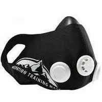 Гипоксическая тренировочная маска для тренировки дыхания   Simulates Training Mask