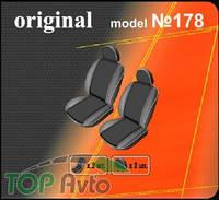 EMC Чехлы на сиденья Volkswagen Transporter 4 (1+1)