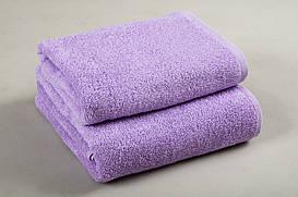 Полотенце махровое Lotus лиловое 30*50