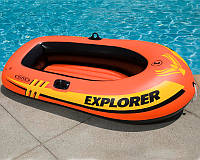 Надувная лодка Explorer 200 Set Intex 58330