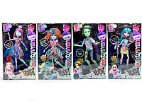 Кукла типа Monster High DH 2081 4 вида