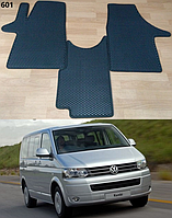 Килимки ЄВА в салон Volkswagen Transporter T5 '03-15, фото 1