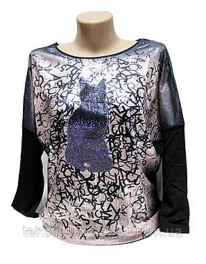 Блуза весна/осень №84-31 (уп. 2 шт.), фото 2