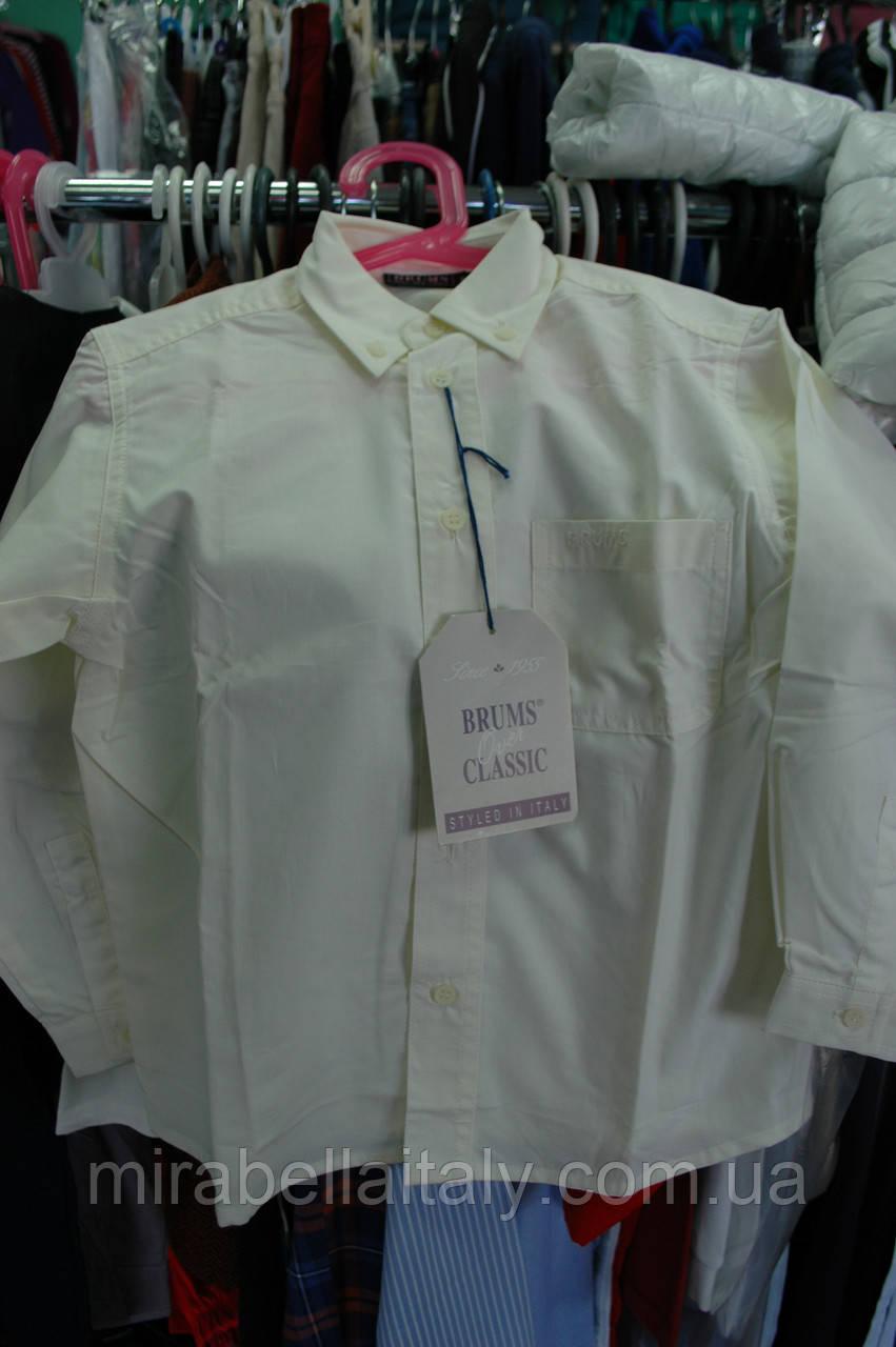 Рубашка BRUMS хлопковая для мальчика