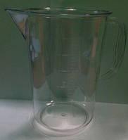 Мерный стакан  с ручкой 3000мл.(шт) ЕМ2846