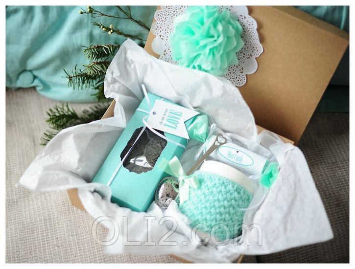 Подарочный набор Mint Love