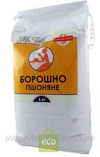 МУКА ПШЕННАЯ БЕЗ ГЛЮТЕНА MS. TALLY