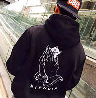 Толстовка RipNDip logo топ   Худи стильная