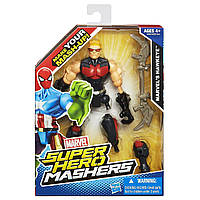 Разборная фигурка супергероя Соколиный Глаз - Marvel`s Hawkeye, Marvel, Mashers, Hasbro