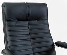 Кресло Орион Хром механизм Tilt подлокотники Пластина, кожзаменитель Флай-2230 (Richman ТМ), фото 2