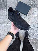 "Кроссовки Nike Air Max 1 Ultra Flyknit ""Triple Black"" реплика"