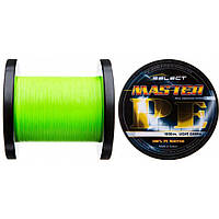 Шнур Select Master PE 1000m (салат.) 0.06мм 9кг