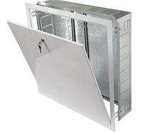 DJ шкаф коллекторный врезной на 8-10 выходов №3 760х580х110