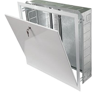 DJ шкаф коллекторный врезной на 14-16 выходов №6 1150х580х110