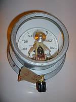 ВЭ-16Рб - Мановакуумметр  электроконтактный взрывозащищенный -1-0-0,6кг
