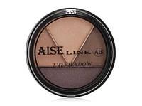 "Тени для век ""Квартет"" Aise Line Eyeshadow ASL15"