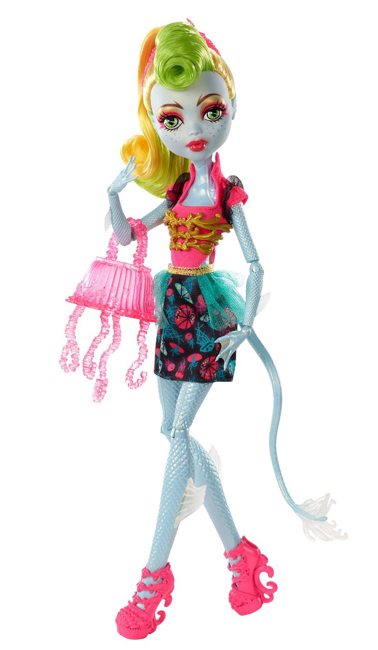 Лагунафаер Слияние Монстров (Freaky Fusion Lagoonafire Doll)