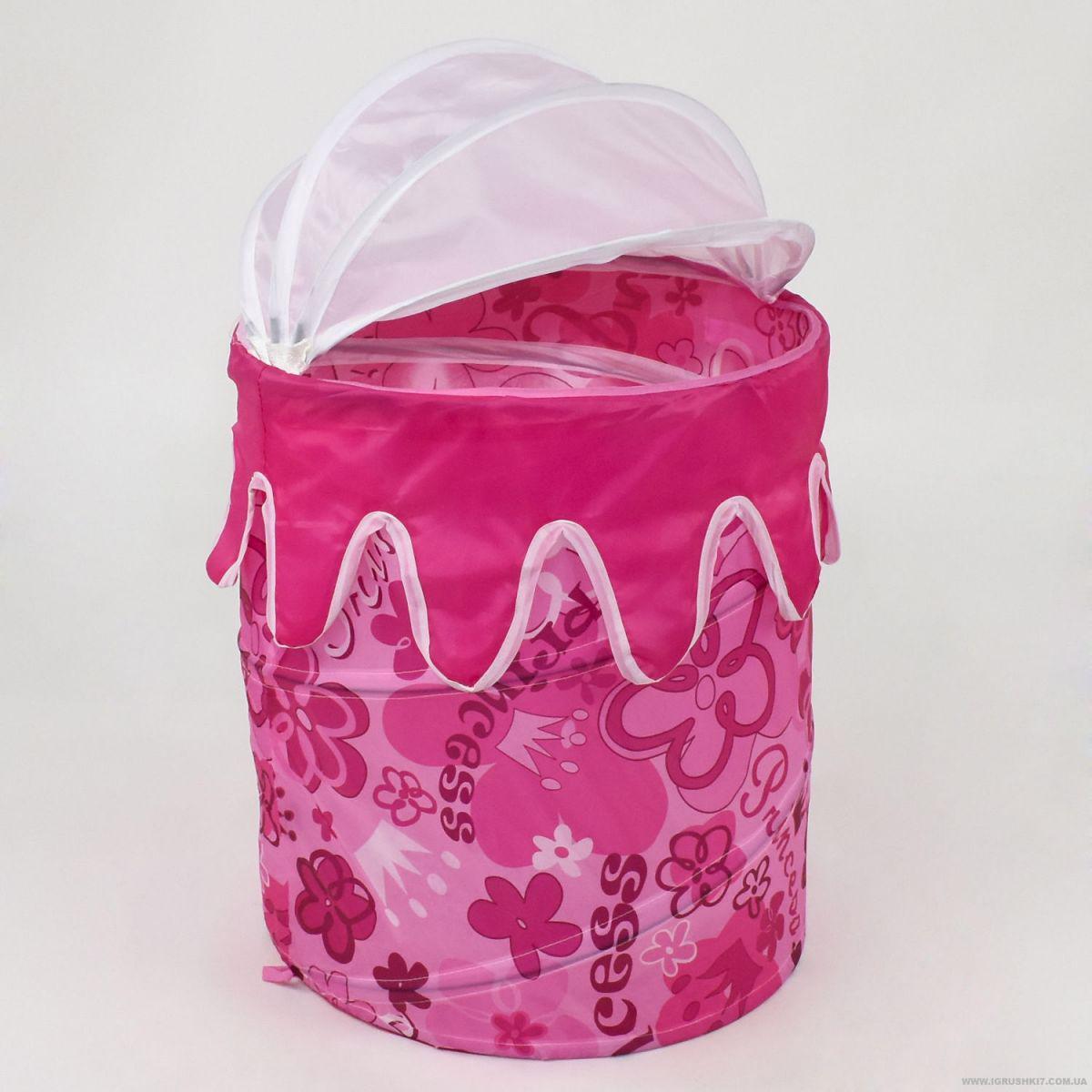 Корзина для игрушек Корона Princess 45х50 см