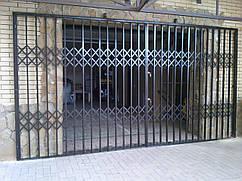 Сдвижные решетки оконные и дверные