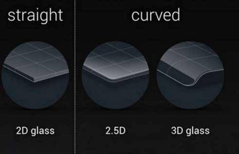 Защитное стекло Mocolo 2.5D для Sony XA1 Plus, фото 2