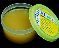 Паяльная паста для BGA NT ZJ-18 (150 г, жёлтый)