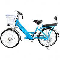 Электровелосипед Партнер ALISA X