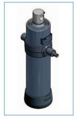 "Гидроцилиндр HYVA UME 129-3-0700-K282-45-½""H45 HC"