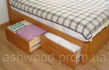 Кровать с ящиками, фото 2