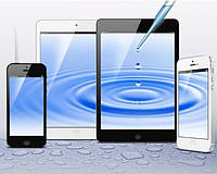 Жидкое стекло для защиты экрана телефона