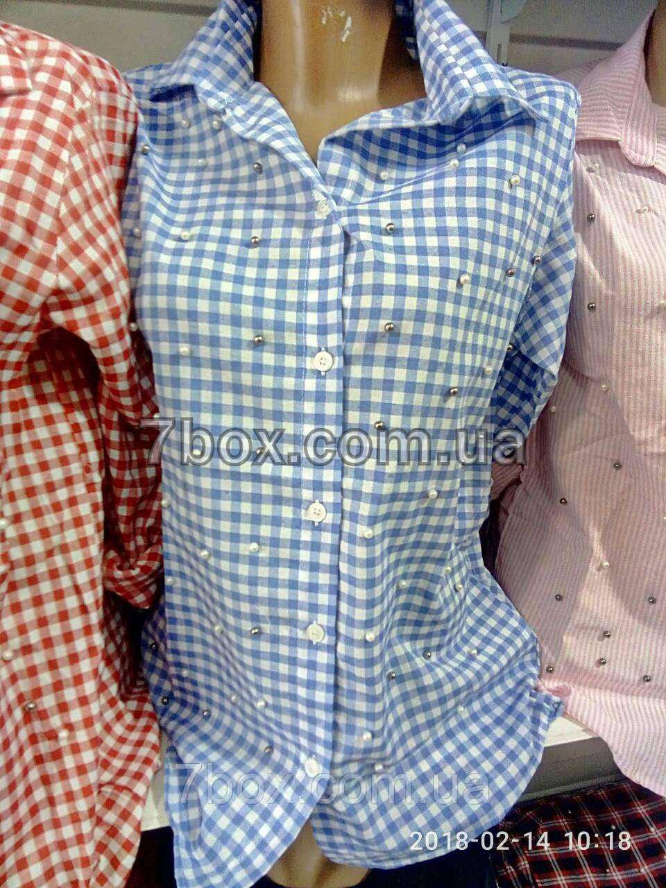 7fa2d509978a Купить женские рубашки в Одессе от компании