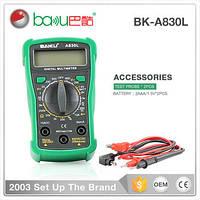 Мультиметр Baku A830L з функцією автовимкнення (струм до 10А)