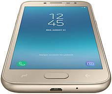 Смартфон SAMSUNG SM-J250F Galaxy J2 Duos ZDD (champagne gold), фото 2