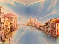 Роспись в интерьере 3D (Венеция, история любви)