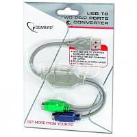 USB-2xPS/2 Cablexpert (UAPS12)