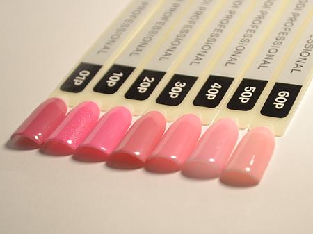 Новая палитра Коди (P) Pink - Розовые оттенки