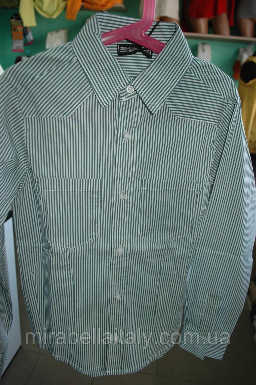 Рубашка Zu-Yspanici для мальчика