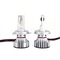 LED лампы 6000 Lm F2 - серия   Автомобильный, Ближний свет, Дальний свет, H4