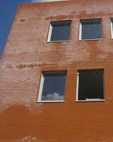 Видалення висолів з фасадів (цегла, граніт, натуральний камінь...)