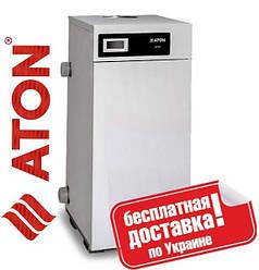 Котел газовый напольный Атон Atmo-8 E Дымоходный, автоматический SIT-Италия