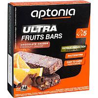 Батончики энергетический апельсиновый Aptonia X 5